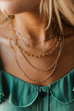 Accessories Venus Layered Necklace