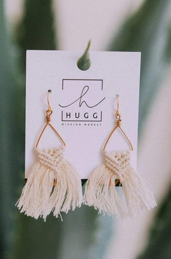 Accessories Wanderer Macrame Earrings