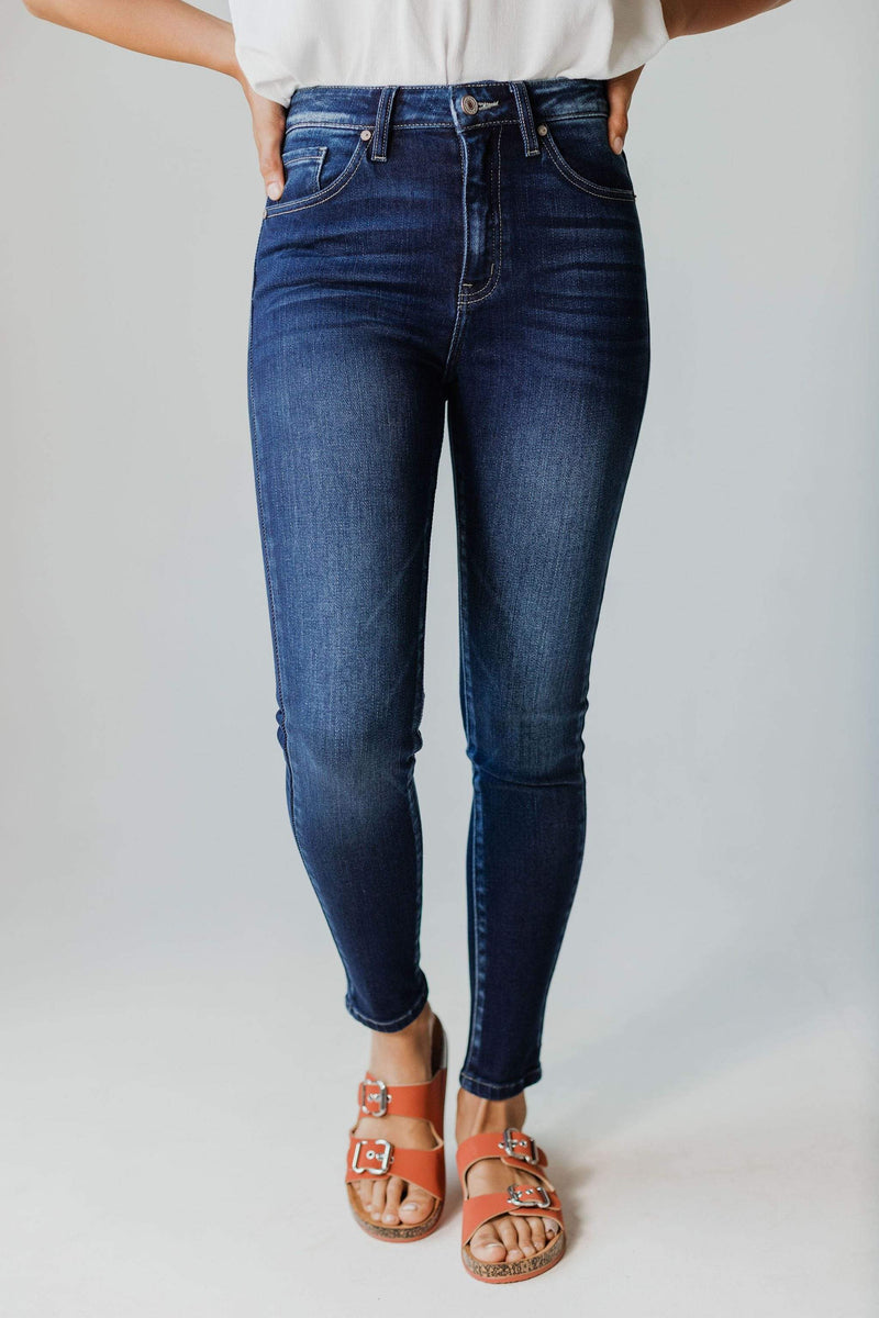 Bottoms Jude High Rise Skinny  Jean