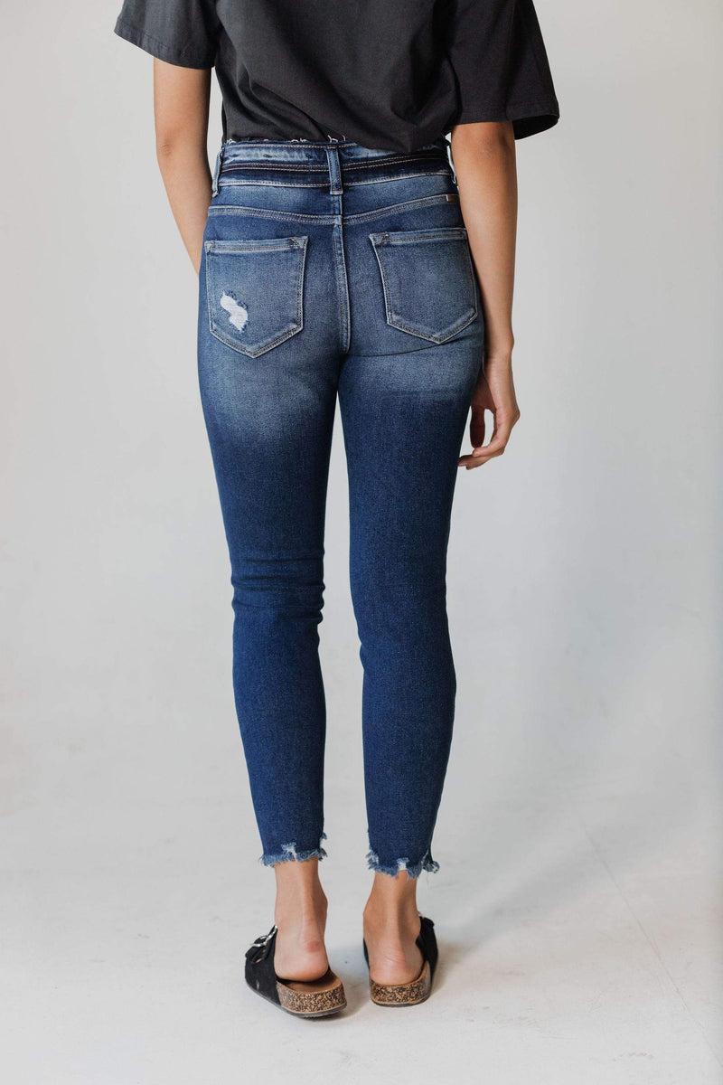 Bottoms KanCan Micah Dark Wash Jeans