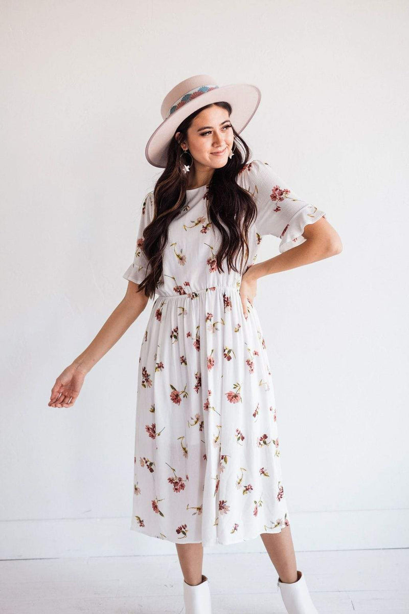 Dresses Alison Floral Dress
