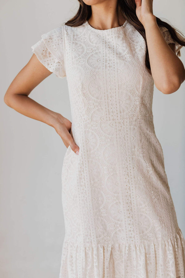 Dresses Capri Lace Dress