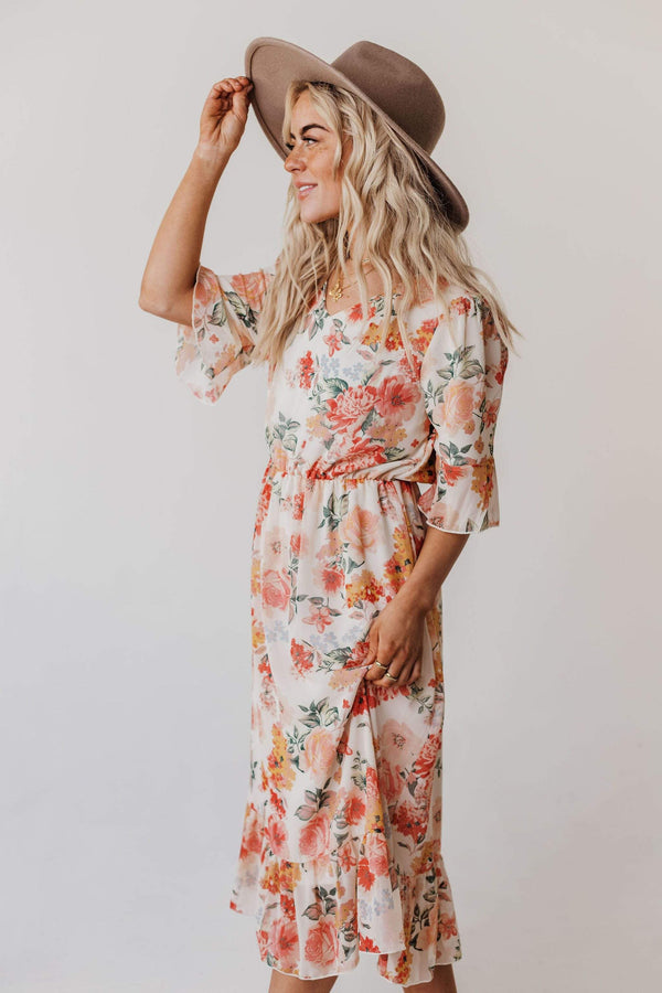 Dresses Celia Foral Dress