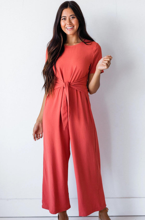 Dresses Chantelle Jumpsuit Marsala