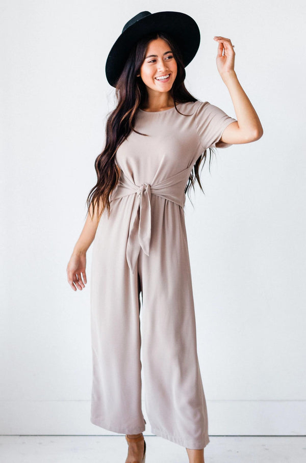 Dresses Chantelle Jumpsuit Taupe