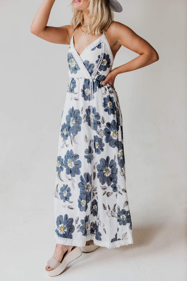 Dresses Evangeline Floral Dress