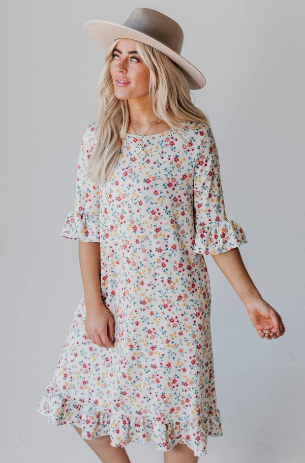 Dresses Gillian Floral Dress