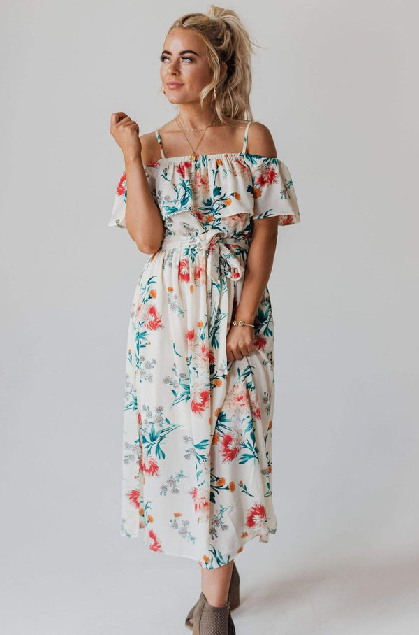 Dresses Jennifer Floral Dress