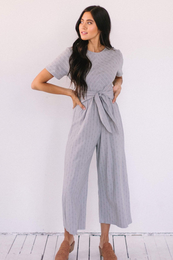 Dresses Luna Jumpsuit Grey