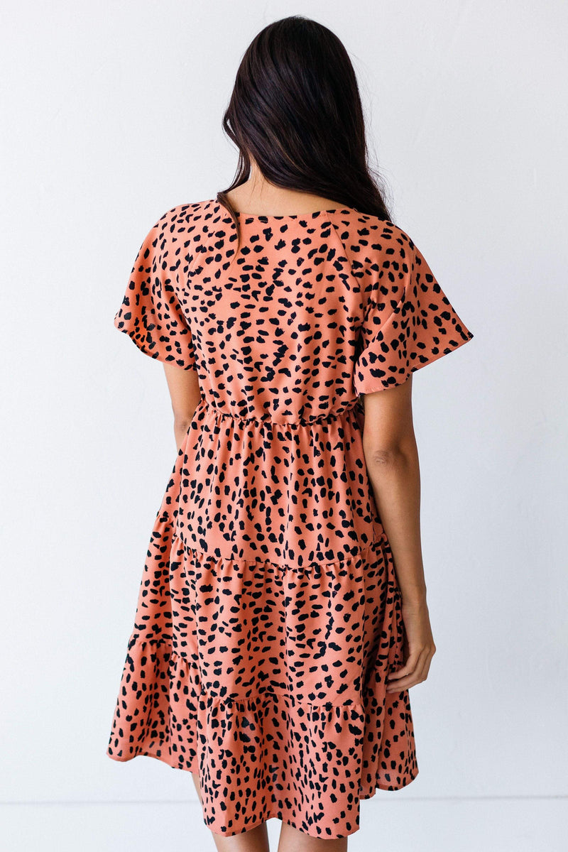 Dresses Natalie Leopard Dress