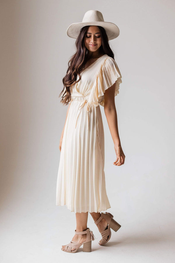 Dresses Ophelia Pleated Dress