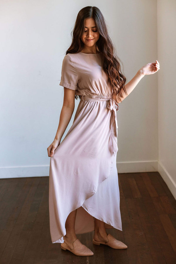 Dresses Valerie Maxi Dress Mocha