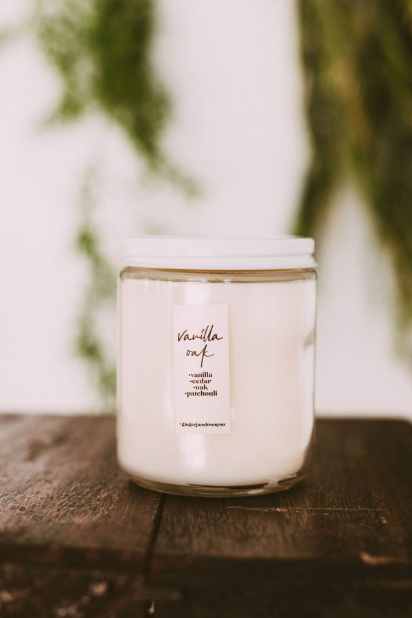 Home: Candles 'I Like Your Butt' Candle - Vanilla Oak