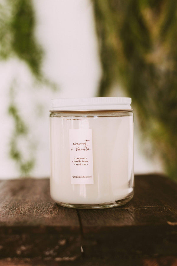Home: Candles 'You're My Person' Candle - Coconut + Vanilla