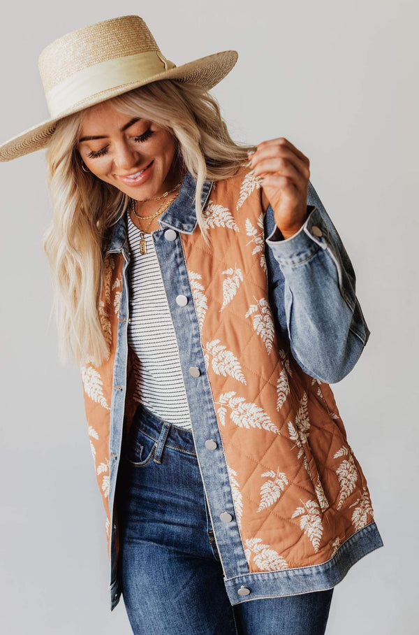 Jacket EXCLUSIVE! Alex Denim Jacket