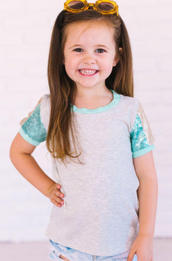 Kids Nora Madison Jasmine Inspired Tee