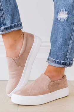 Shoes All Around Sneakers Taupe