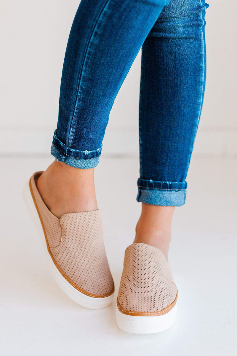 Shoes Dakota Slip On Sneakers Oatmeal