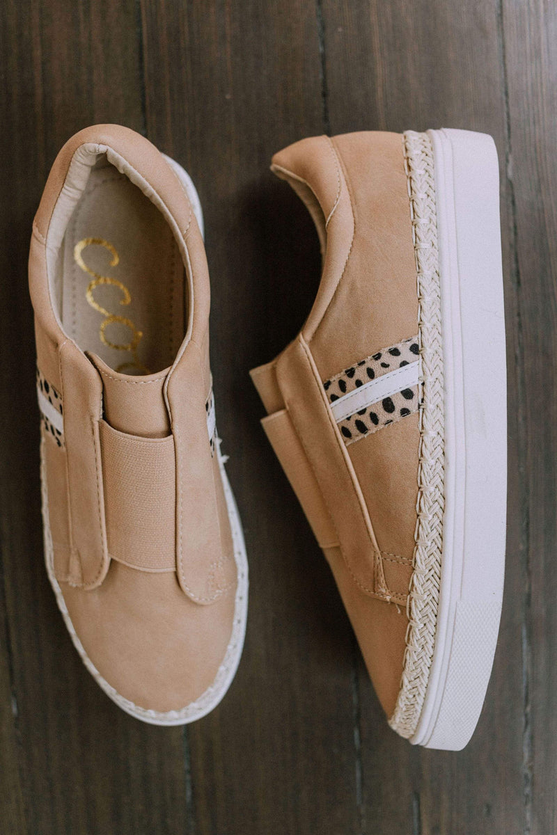 Shoes Marcus Sneakers Camel