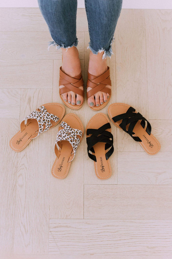 Shoes Marley Sandals Leopard