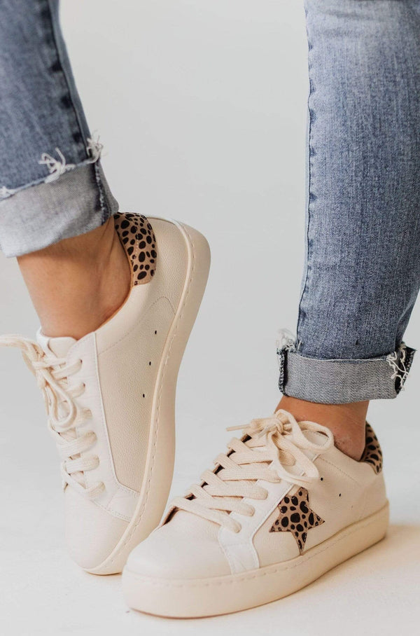 Shoes Noah Star Cheetah Sneakers