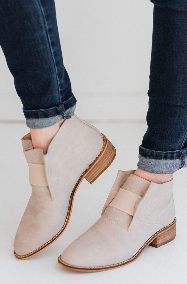 Shoes Reese Slip On Flats Stone
