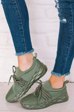 Shoes Ryder Sneakers Olive