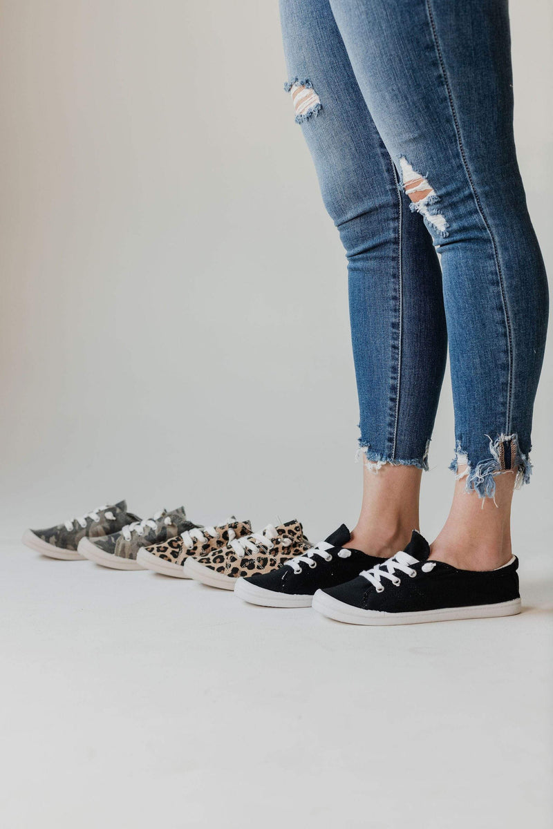 Shoes Zig Slip On Sneakers Leopard