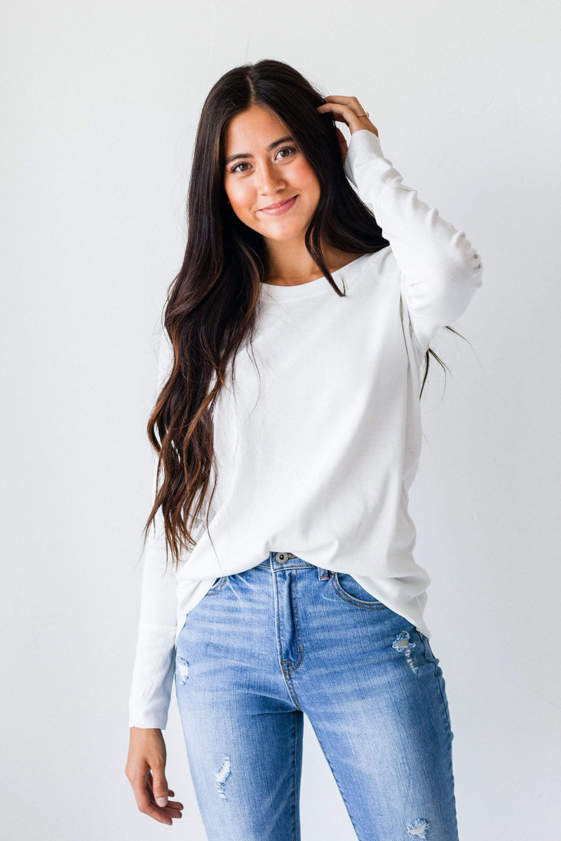 Tops Harmony Top White