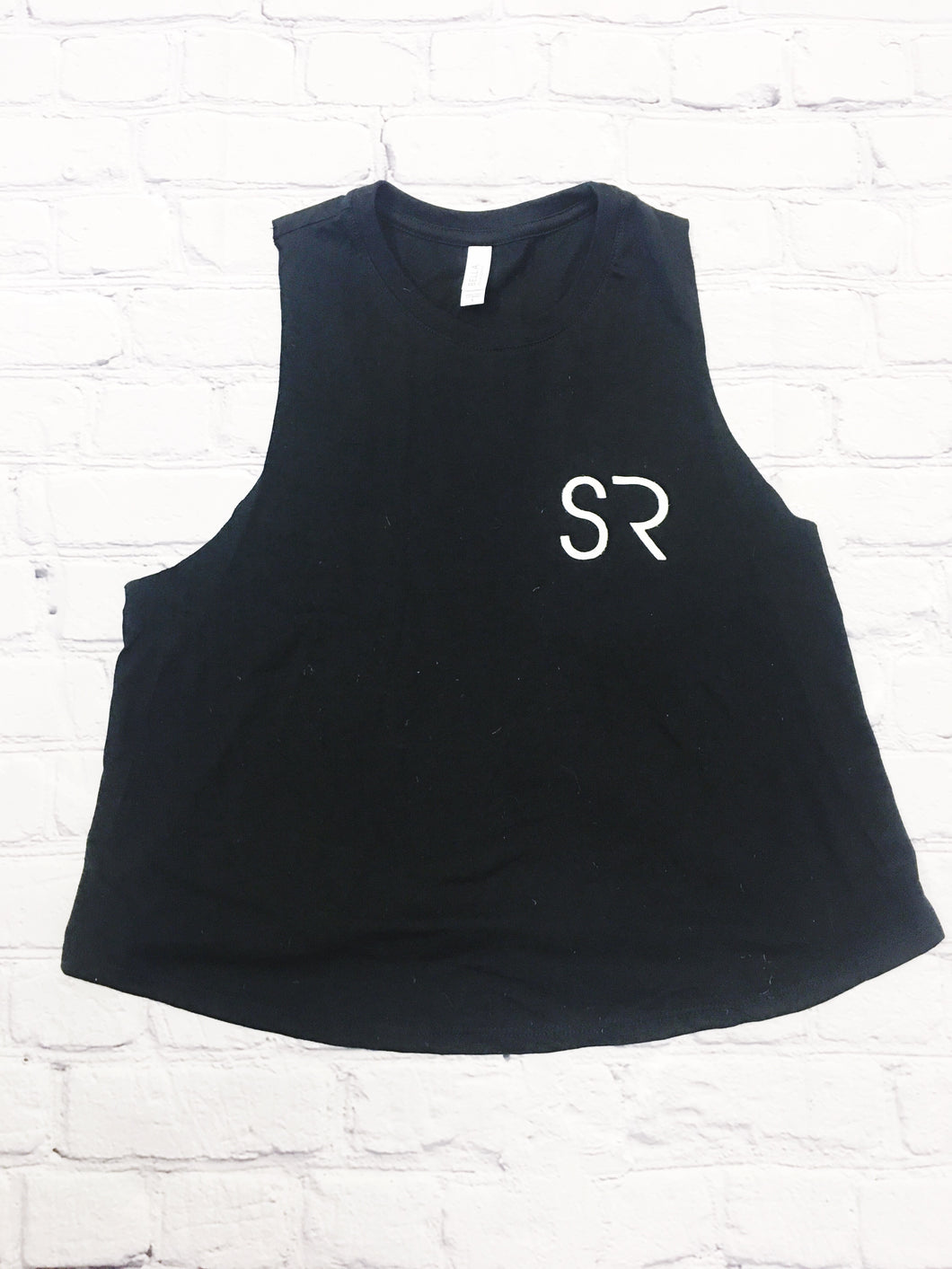 South Ride Crop Racer Back