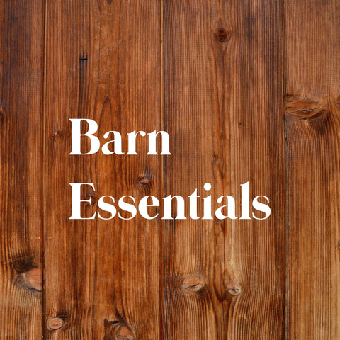 Barn Essentials