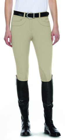 Ariat Olympia Front Zip Knee Patch breech