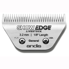 Andis ShowEdge Replacement Clipper Blade