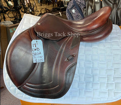 CWD SE02 Saddle  17""