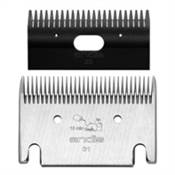 Andis #31-23 Body Clipper replacement blades set