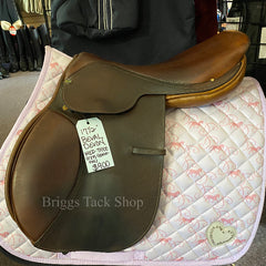 Beval Devon Saddle 17.5""