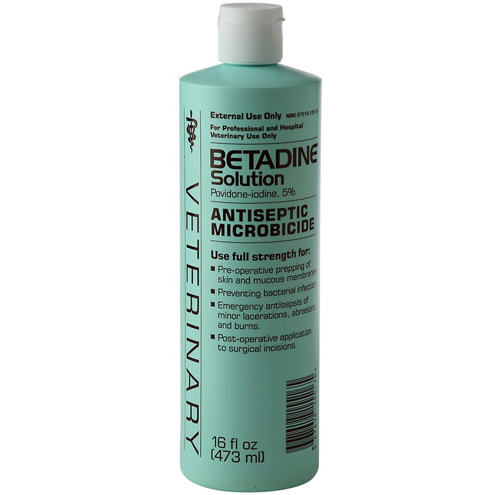 Betadine Solution Antiseptic Microbicide