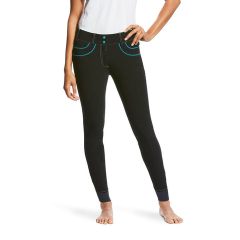 Ariat Olympia Acclaim Low Rise Knee Patch Breeches