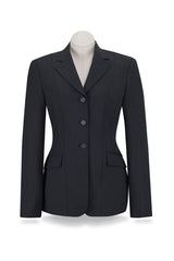 RJ Classics Nora Plus Show Coat- Black