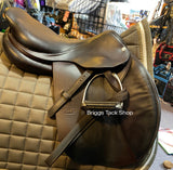 "CWD SE02 Saddle  17.5"" w/extras!"