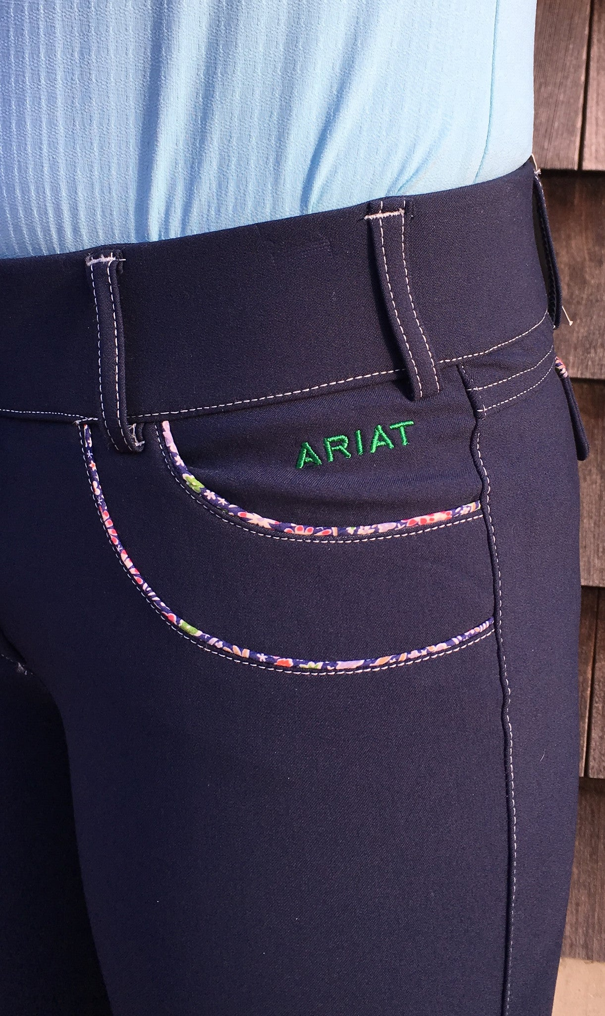 Ariat Olympia Acclaim LR KP Breech