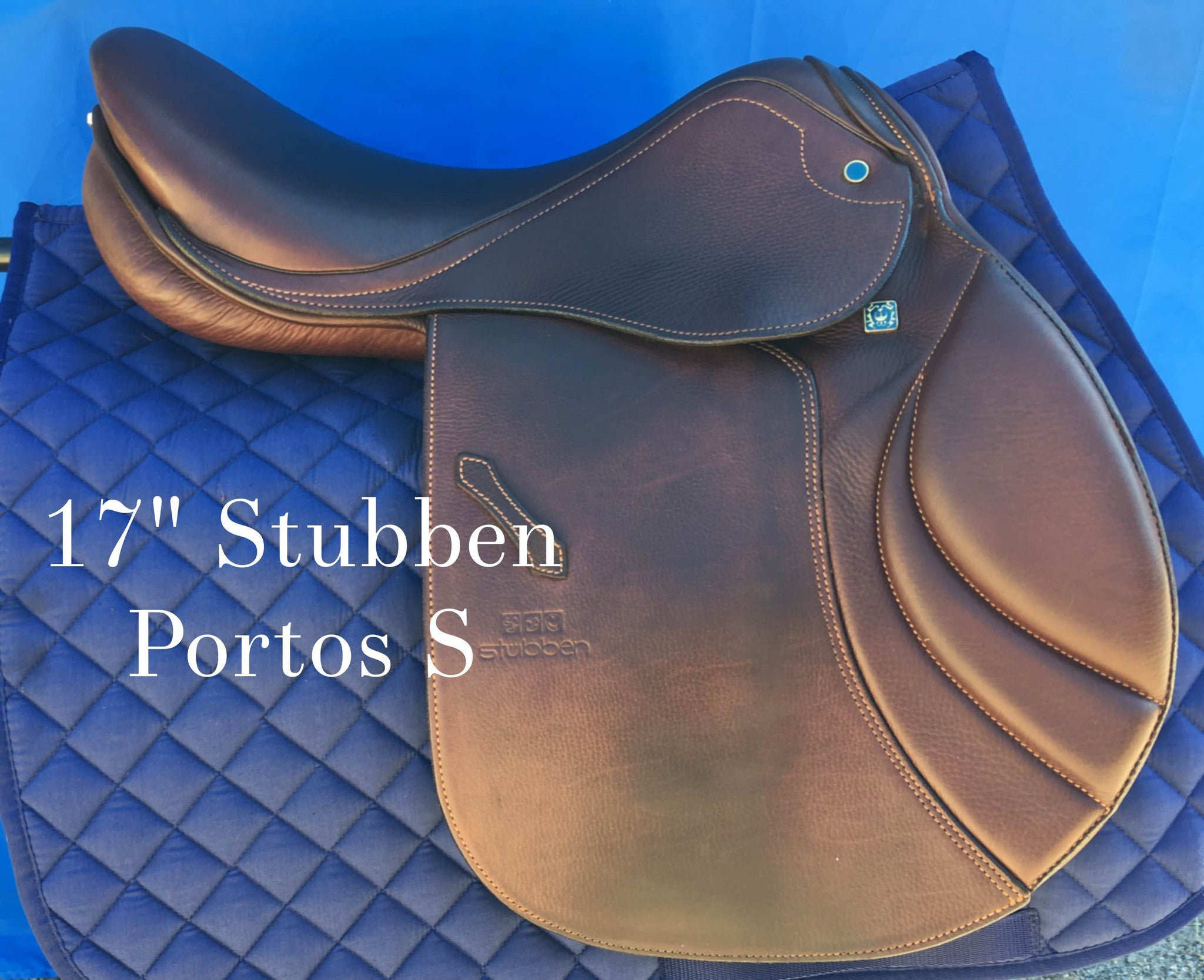 Stubben Portos S Saddle - Demo
