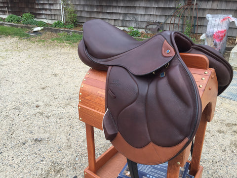 Stubben Zaria Optimum Monoflap Saddle