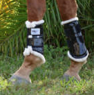 The Glossy Dressage Sport Boot from Dressage Sport Boots
