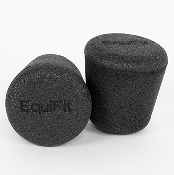 SilentFit EarPlugs from EquiFit
