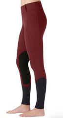 Sit Tight Windpro Kneepatch Pants from Kerrits