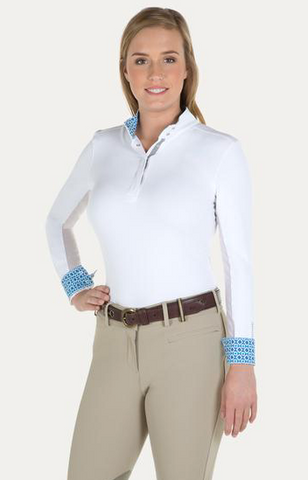 Allison Pull On Show Shirt from Noble Outfitters