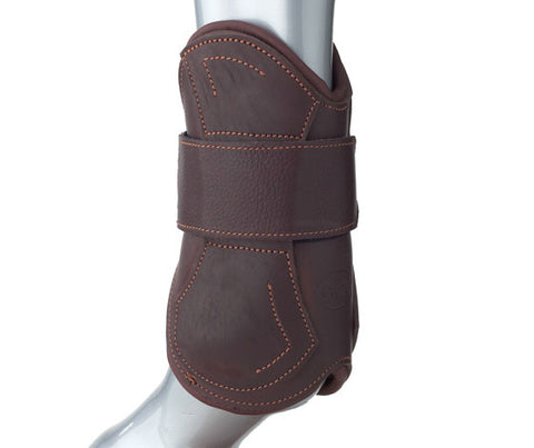 Prestige Leather Fetlock Boots - Clearance!