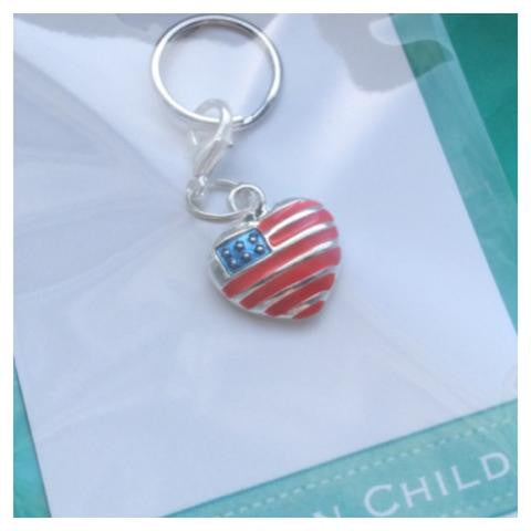 American Flag Betsy Ross Charm from My Barn Child