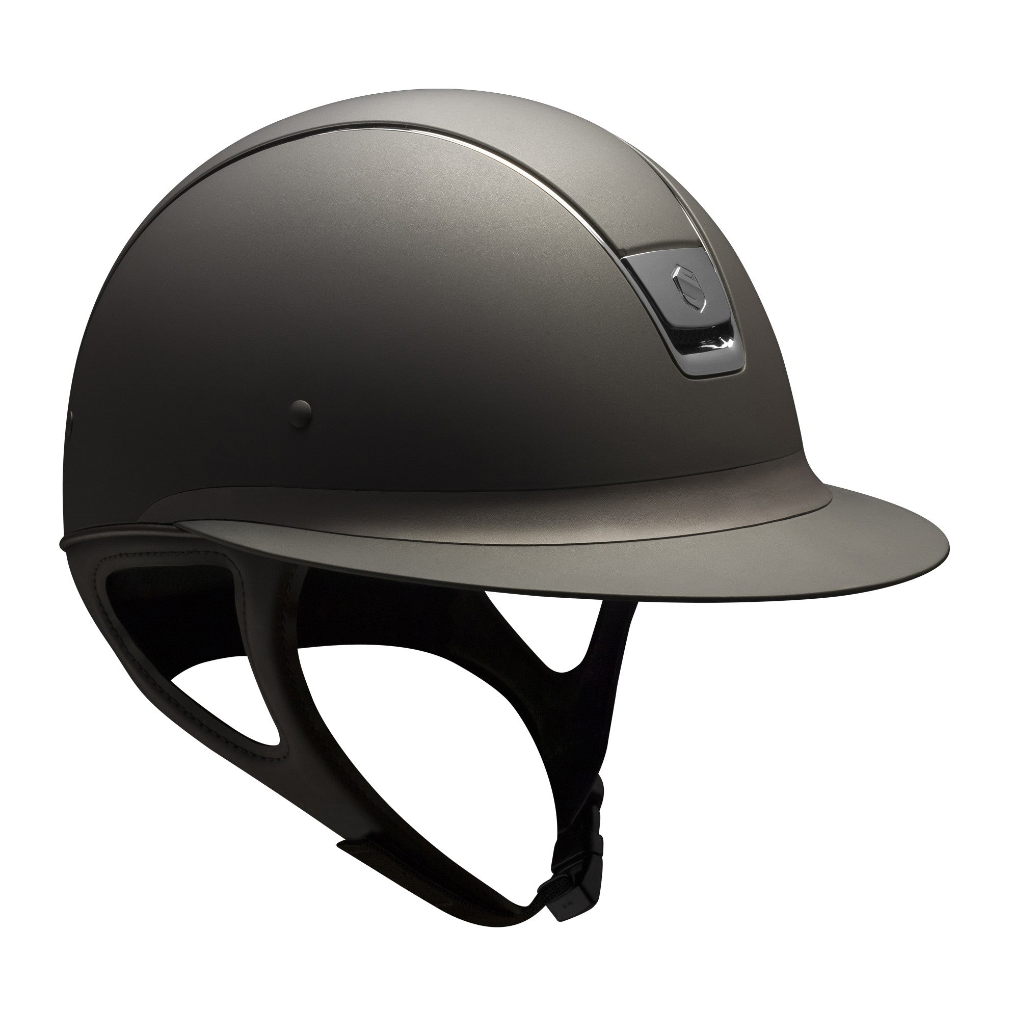Samshield Miss Shield Shadow Matt Helmet